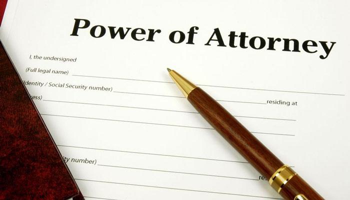 Tallebudgera Power of Attorney